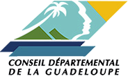 Logo Conseil departementale Guadeloupe