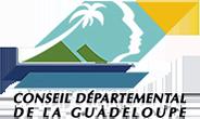 Logo Conseil departementale Guadeloupe
